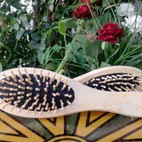 برس چوبی شفابخش طب