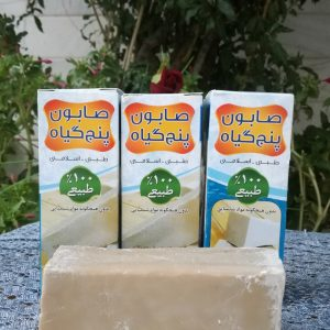 صابون پنج گیاه شفابخش طب