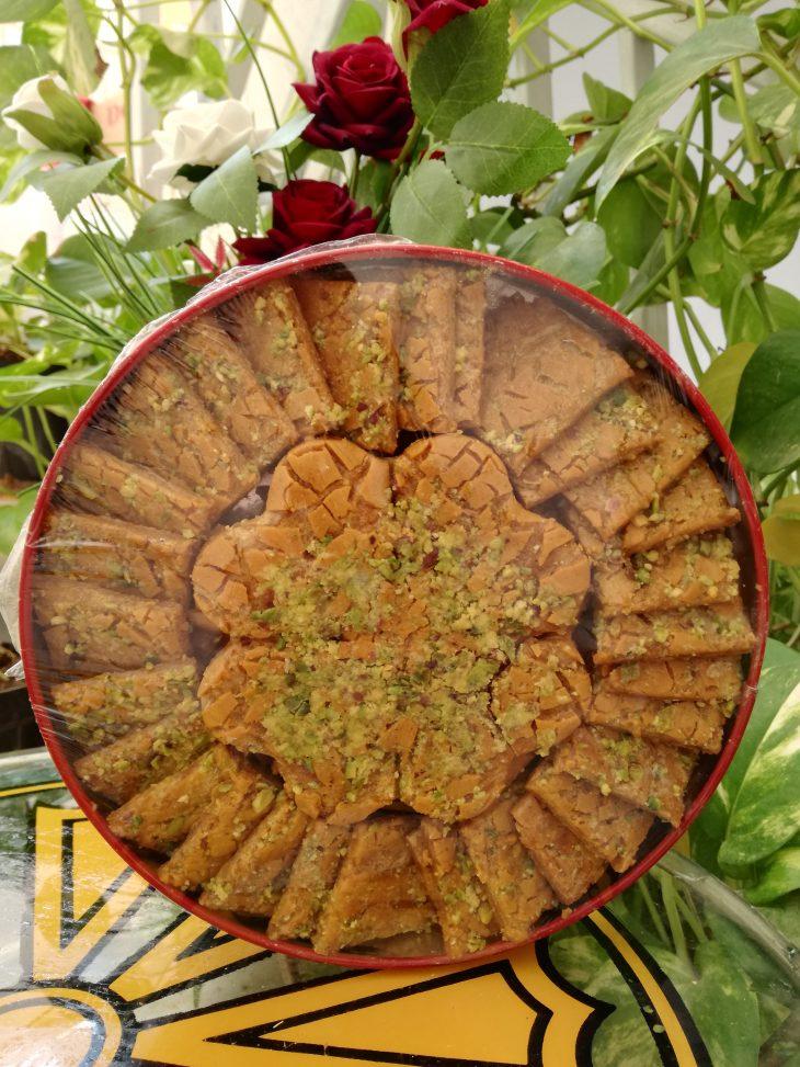 سوهان گل شفابخش طب